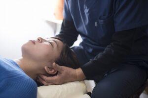 頸椎の検査